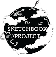The Sketchbook Project Logo, Property of Art House Co-Op: http://tinyurl.com/czsa4vq