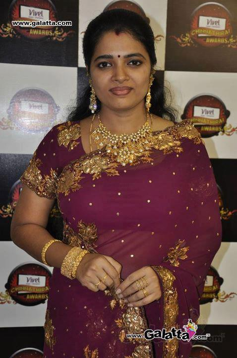 Tamil Tv Serial Actress