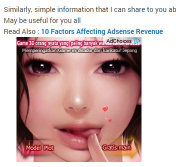 put Ads