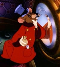 "Warren T. Rat ""An American Tail"" 1986 disneyjuniorblog.blogspot.com"