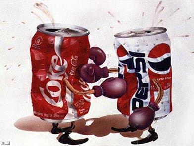coca cola wars case study