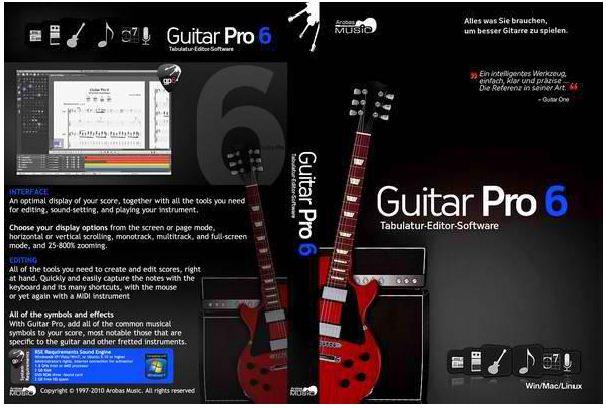 21 сен 2010 Небольшое руководство по Guitar Pro для новичков, чайников.