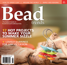 Bead Trends July 2013 Issue ~ Last Publication