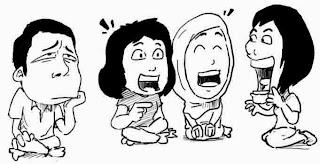 Fakta lucu ibu-ibu di Indonesia