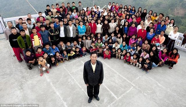 صهيون تشان اكبر عائلة العالم largest-family1%5B2%