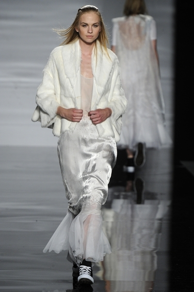 Catherine Bell university of westminster graduate fashion show 2012