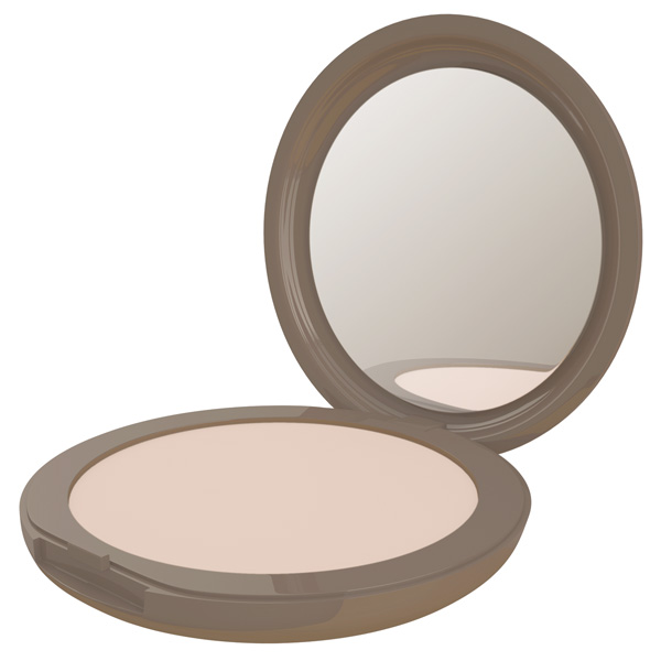 "Neve Cosmetics - Flat Perfection ""zen style"" aperto"