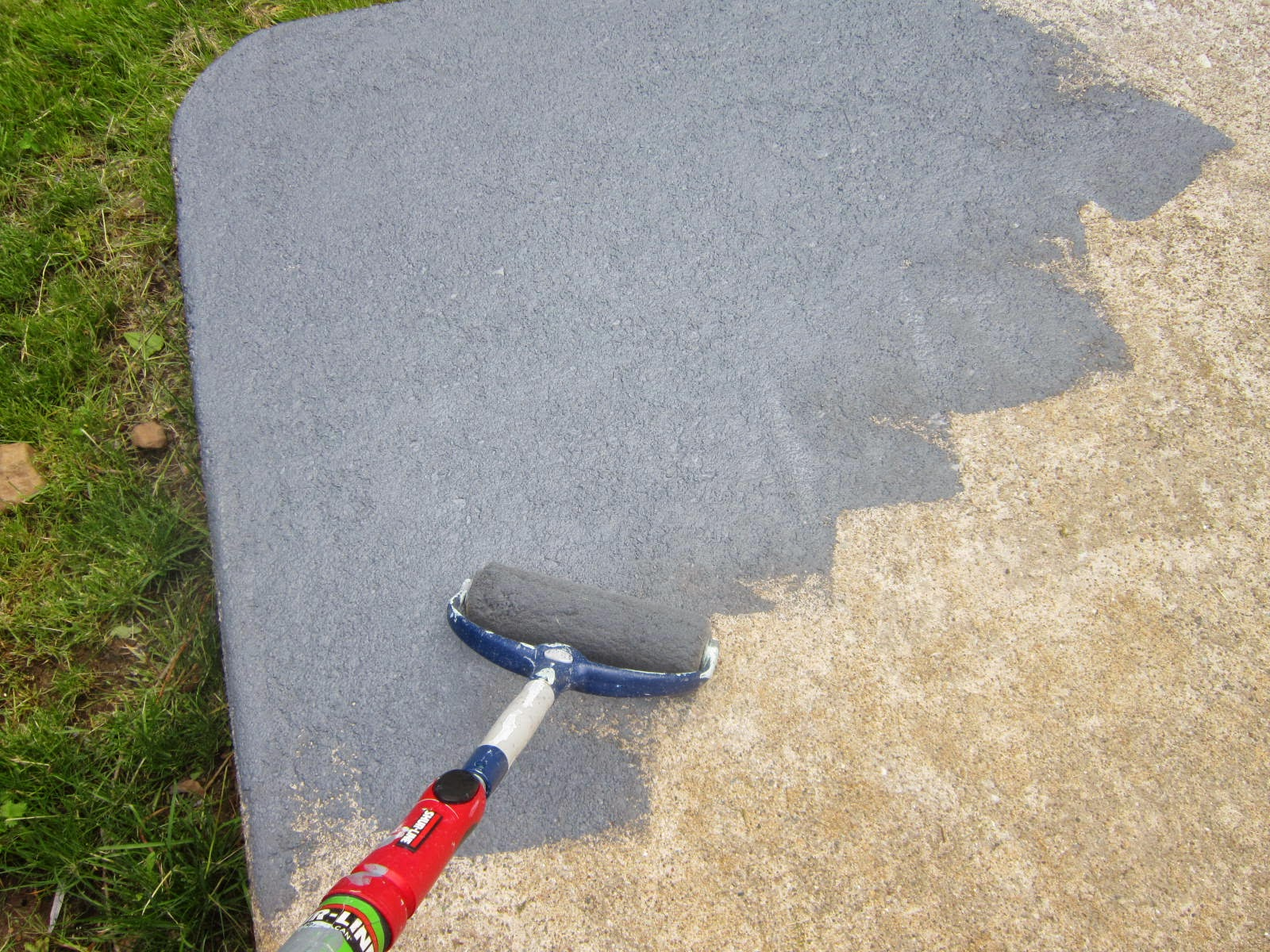 Stained concrete patio gray Acid Wash Concrete Design Megillah Design Megillah Staining Concrete Patio