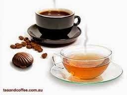 kopi dan teh untuk diet sehat
