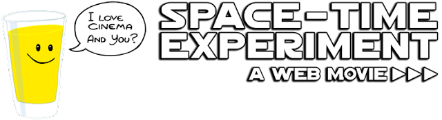 Space-Time Experiment: a Web Movie