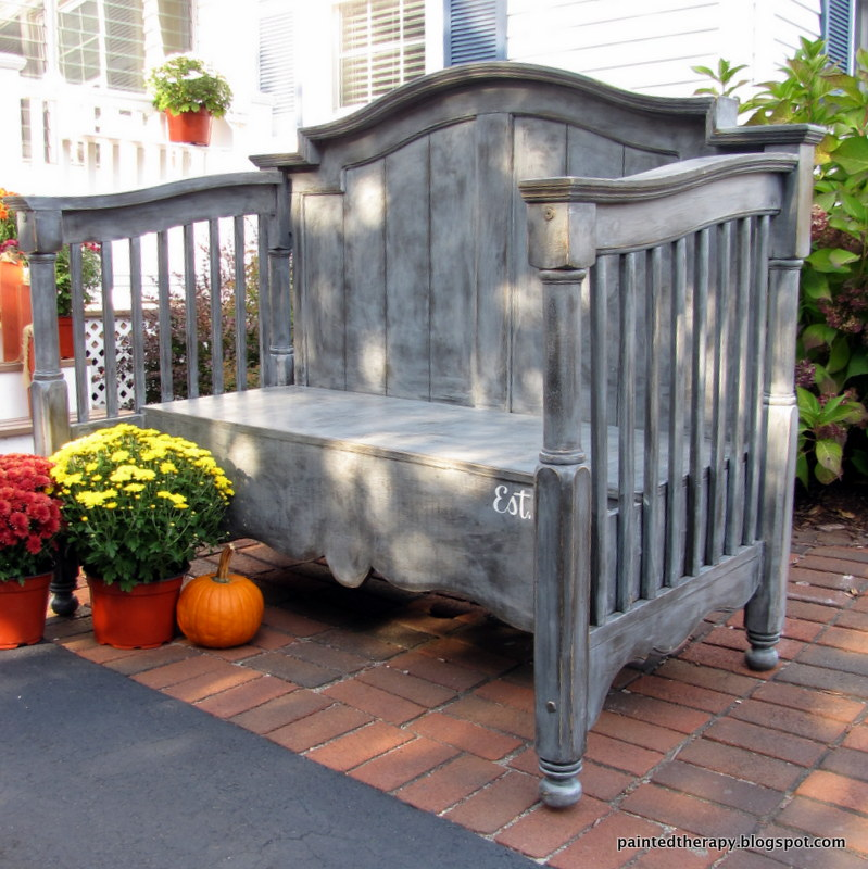 25 fab ways to repurpose furniture delightfully noted - Great ways of repurposing home furniture ...