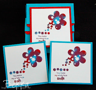 Sprinkled Expressions Box of Cards