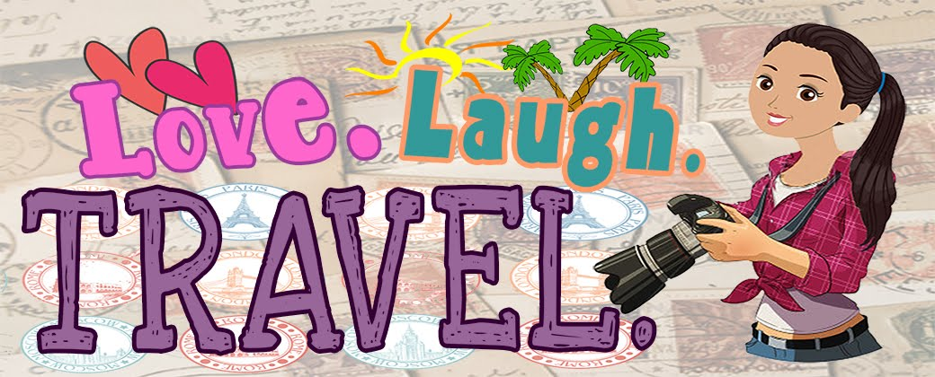 Love.Laugh.TRAVEL