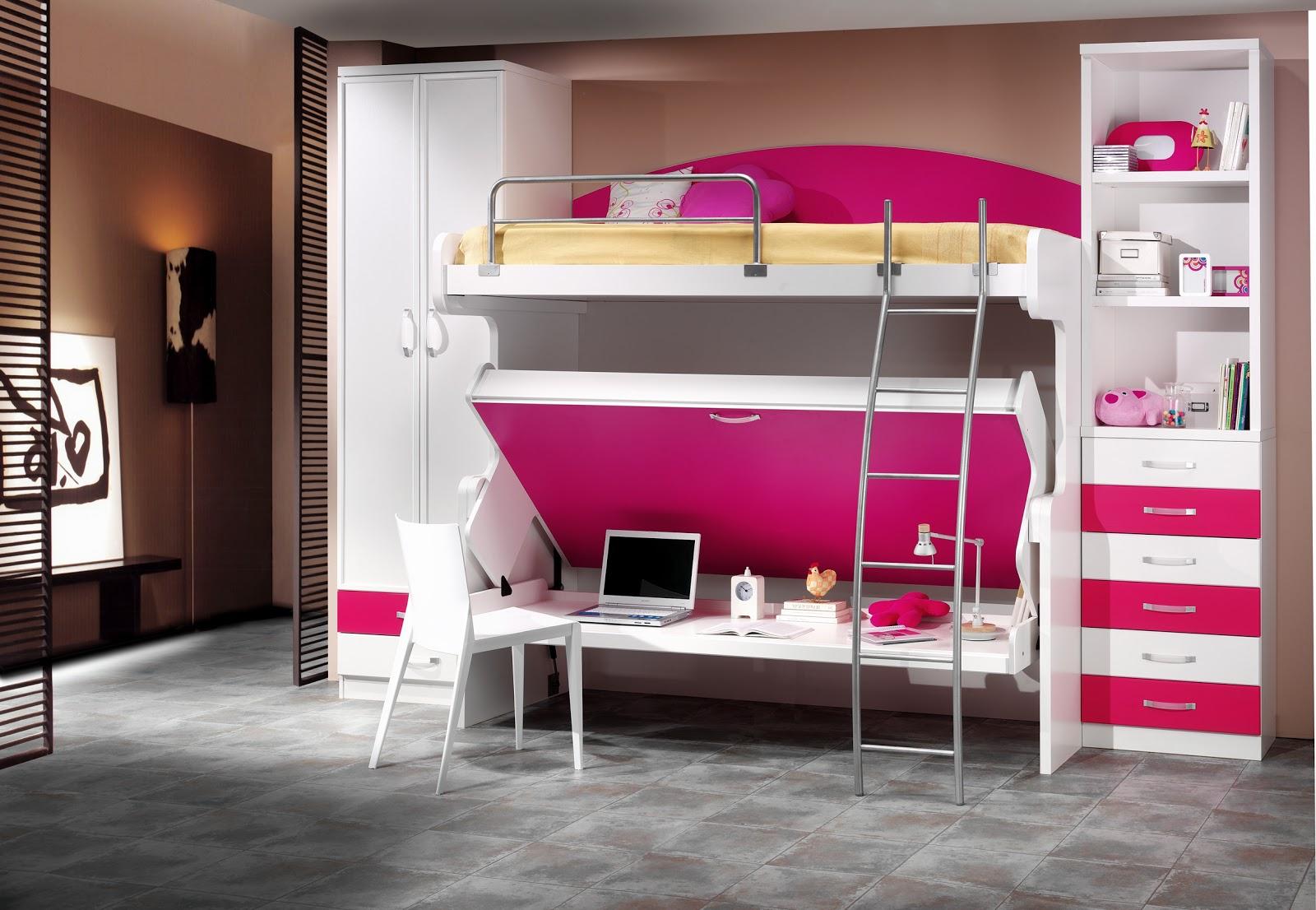 Muebles juveniles dormitorios infantiles y habitaciones for Dormitorios con literas