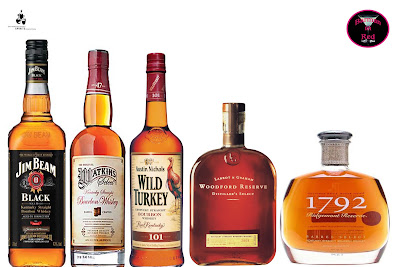 Los 10 mejores bourbons del 2012