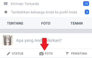 Cara Memasukkan Video Ke Facebook Di Android