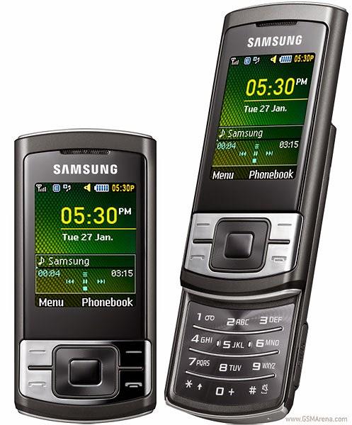 Samsung C3050 Stratus Firmwares
