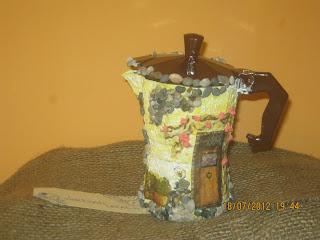 coffee maker creative - Kaffeemaschine kreativ - italienischen Espresso - Italian espresso - итальянский эспрессо