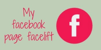 My facebook page facelift ByElsieB