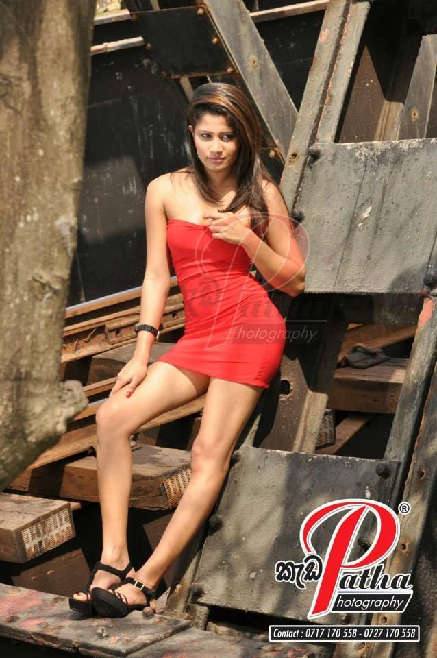 Oshadi Himasha red legs open