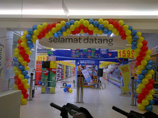 balon gate carrefour