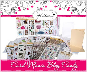 Card Mania Blog Candy