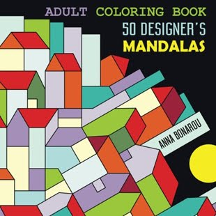Editor's Picks: The most well designed Coloring Book for grown-ups