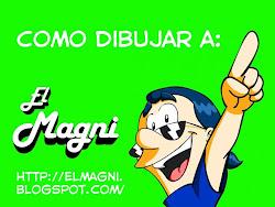 Aprende a dibujar al Magni!
