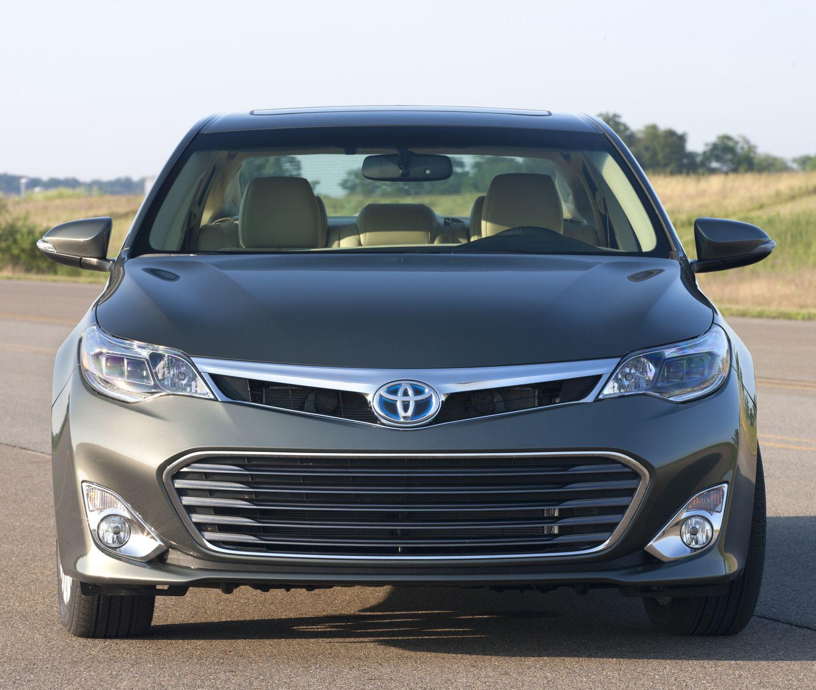 2013 Toyota Avalon Exterior: Daily Cars: All-New 2013 Toyota Avalon