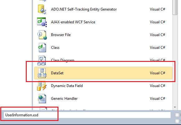 RDLC Report Example in Asp net with Dataset or Datatable in Visual