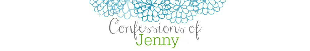 Confessions of Jenny