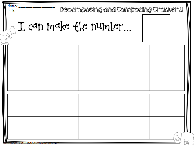 http://www.teacherspayteachers.com/Product/DecomposingComposing-Animal-Crackers-Freebie-1248653