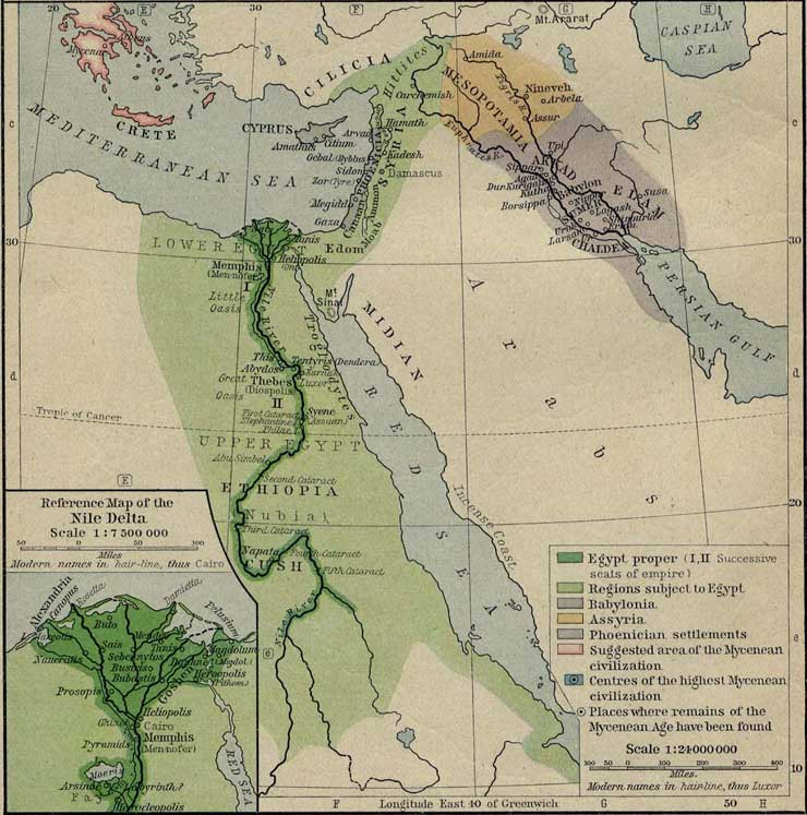 The Social Classes of Ancient Egypt Babylon and Harappa