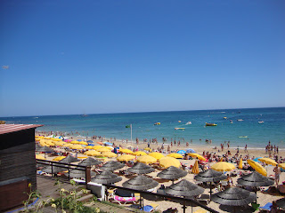 Oura Beach Summer photo - Albufeira - Algarve