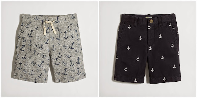 J.Crew Factory nautical new arrivals