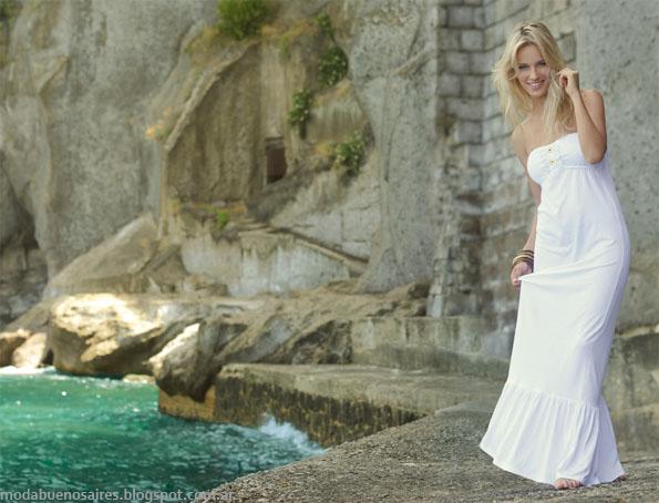 Marcela Koury Select primavera verano 2013 indumentaria