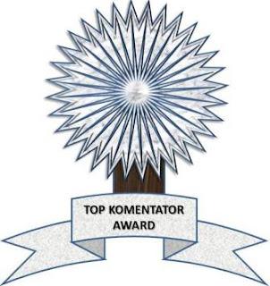 Albarnation | Sharing And Telling dan Award Top Komentator