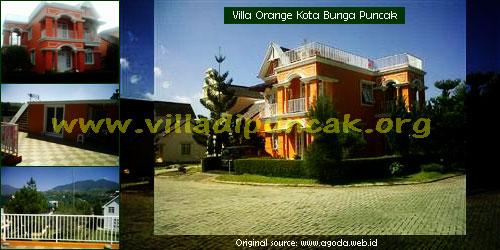 Villa Orange Kota Bunga