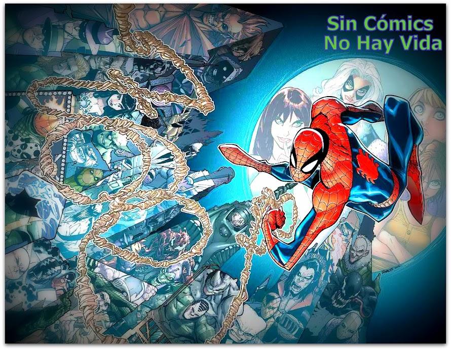 Sin Comics No Hay Vida