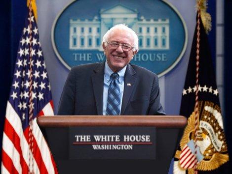Bernie Sanders POTUS