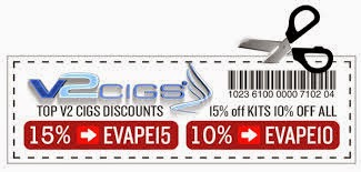 v2 Cigs E-cigarette Coupon Code