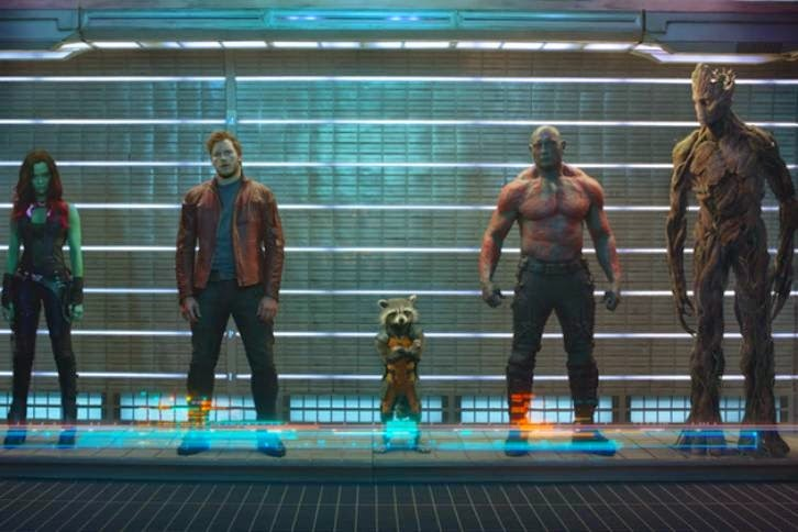 MOVIES: Guardians of the Galaxy - Review