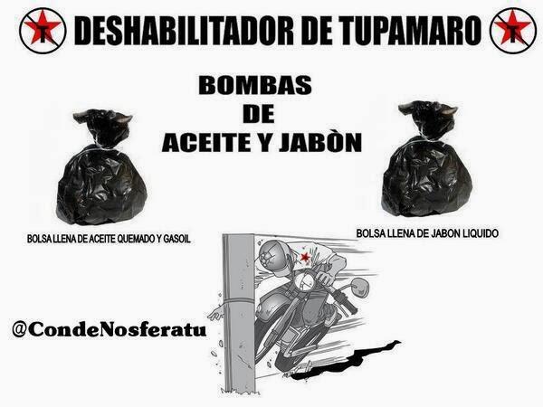 DESHABILITADOR DE TUPAMAROS