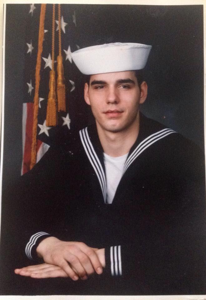 Navy Graduation 1992