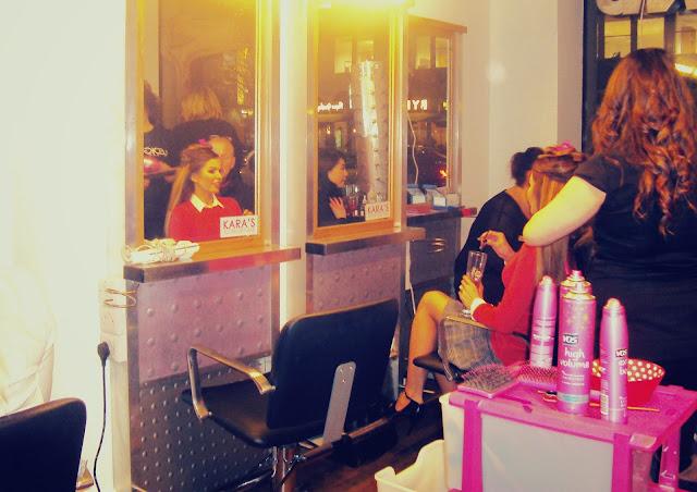 Tanya Bardo hairdresser