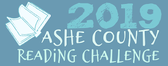 Ashe Library's 2019 Reading Challenge