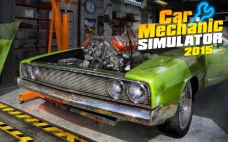 Car Mechanic Simulator 2015 PC Game
