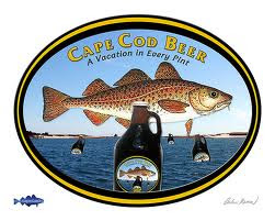 Photo of Cape Cod Beer logo.