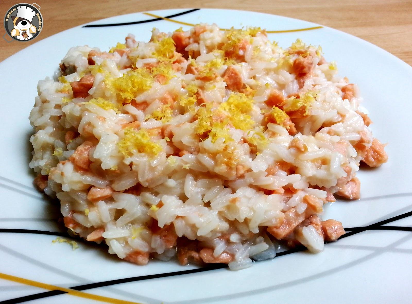 recetas r pidas arroz y salm n c tricos la cocina del