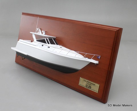 A Detailed Half Hull Model Of Your Boat A Lasting Momento Sd